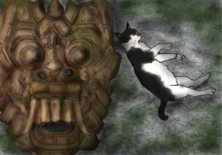 「知りたくなかった怖い話」木彫りの魔除けと猫の不審死…関連は? #13