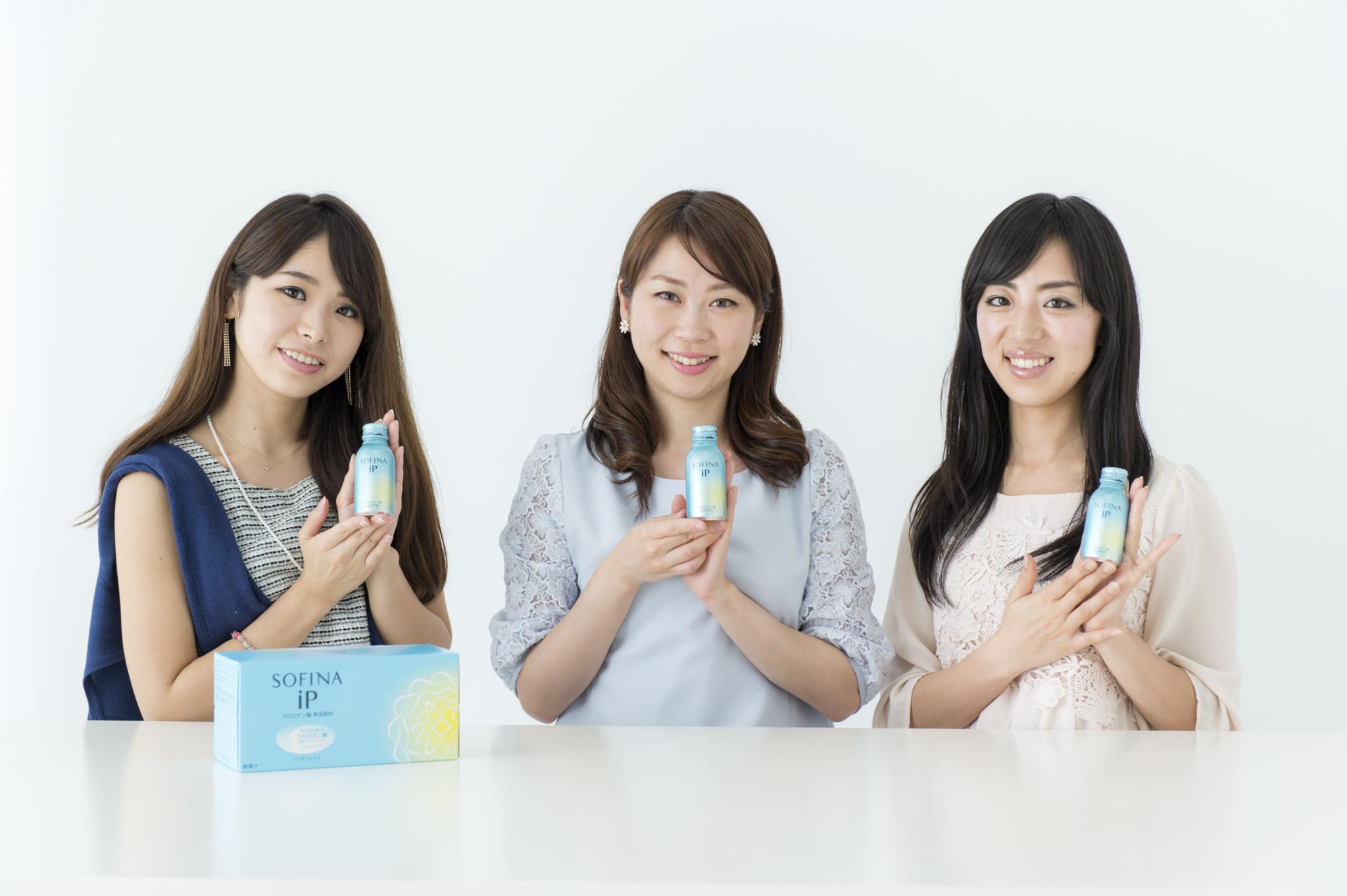 右から、星野昇子さん(no.179、31歳・音楽関連)、浅井裕美さん(no.80、30歳。大学講師)、片桐優妃さん(no.115、25歳・会社員)