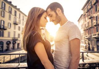 ハムハム気持いぃ~…男性が彼女との初キスでチェックしていること5つ