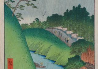 江戸散歩を追体験! 浮世絵を通じて「東京の地形」を知る展覧会