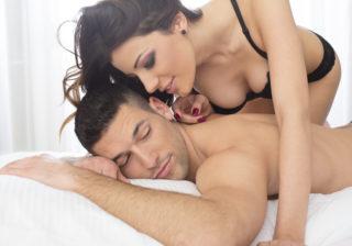 アソコにあたってる…男が言われたい「ベッド上の女の言葉」 女は心で濡れる #66