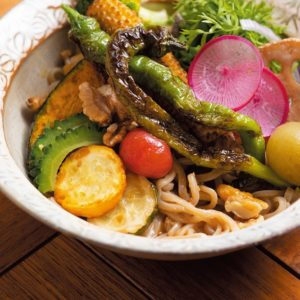 もっちり特製麺に尾崎牛も! 真夏の「京野菜」料理5選