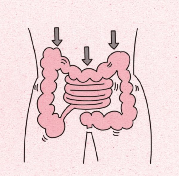 痛い 押す と 左下 腹部
