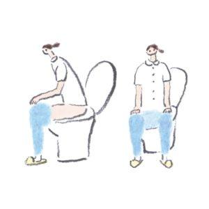 """いいウンチのための""""トイレの極意"""" 足の置き場所にも注意!"""