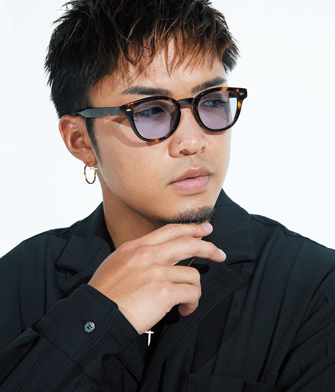 龍 友 髪型 数 原