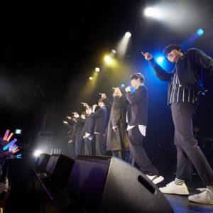 赤澤遼太郎がコント!?  2.5次元俳優7人グループ「TFG」のイベントレポ!