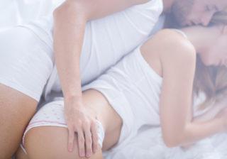 キュッと締まってエロい…「寝バック」が女性に人気の理由3つ 女は心で濡れる #76