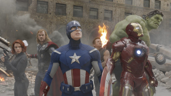 Avengers Main