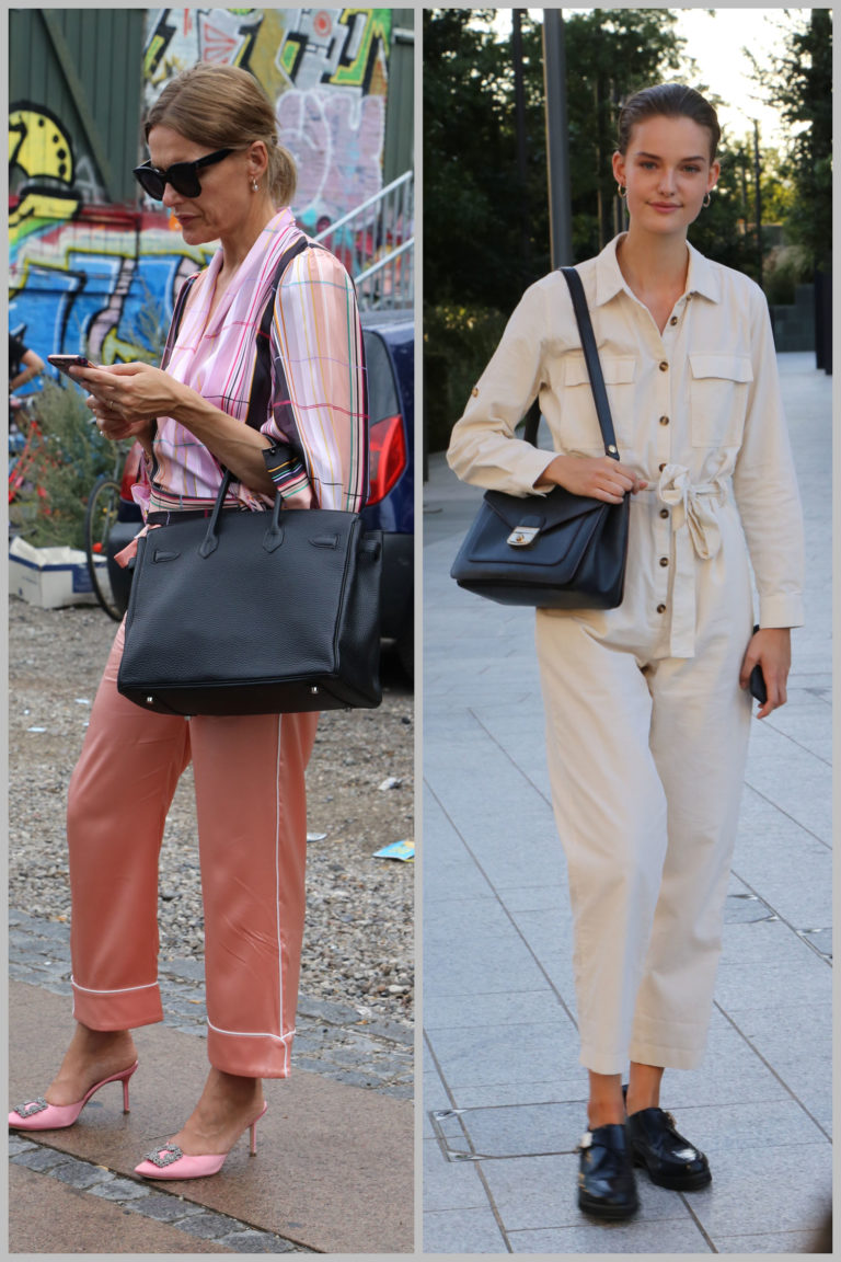 Color bag style