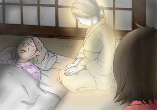 【知りたくなかった怖い話】病床の祖母の傍らに…少女の驚愕体験! #21