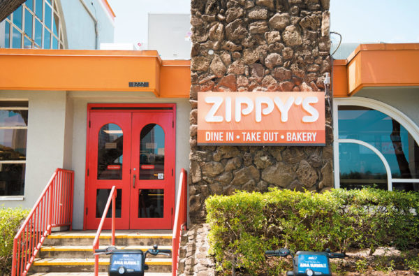 Zippy's Makiki