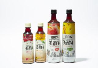 """最新トレンド""""酢""""3選 韓国ビネガー、第三の二日酔いサプリまで!?"""