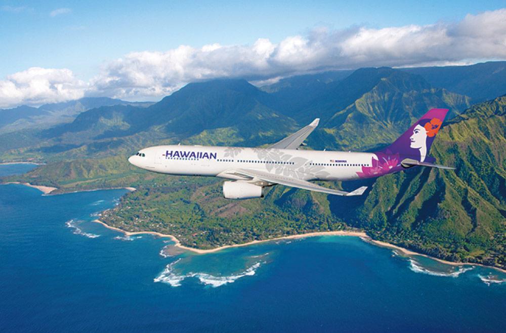 ハワイアン航空イメージ
