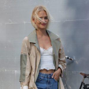 2019年のトレンチは…今から秋まで「最新ファッションスナップ」6選