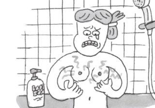 """「なぜだか時々、""""乳首""""が無性にかゆいんです」 解決法とは?"""