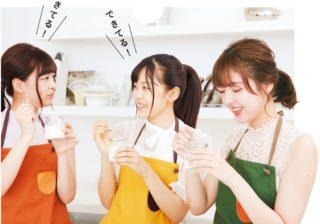 乃木坂46・和田&吉田&柴田もビックリ「簡単すぎる発酵食」とは