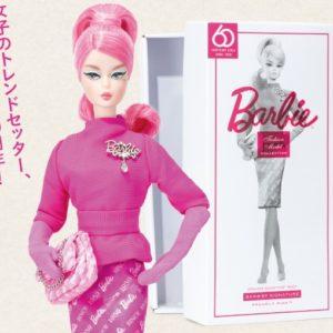 """バービーが60周年! """"多様性""""を尊重するブランドの信念とは?"""