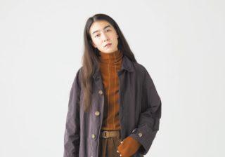 """【秋ファッション】上品にメンズライクに! """"ステンカラーコート""""4選"""