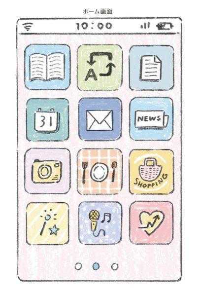 ホーム画面に叶えたい夢を スマホでできる簡単 開運術 5選 Ananニュース マガジンハウス