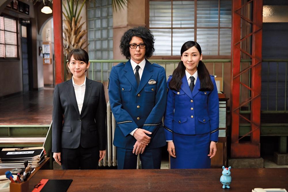 40過ぎてツインテールって…」オダギリジョー&麻生久美子『時効警察 ...