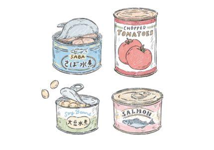 サバ缶、トマト缶…4つの「水煮缶」が使える! 血管力を上げるワケ