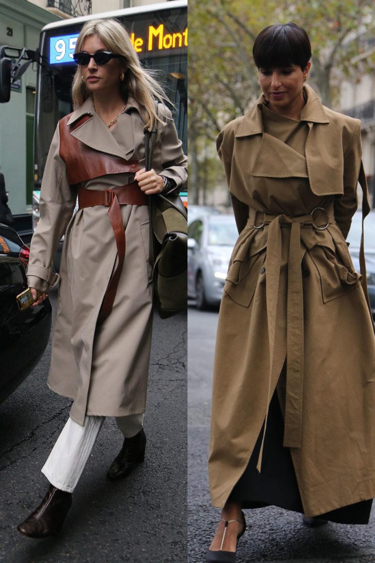 コート トレンドファッション