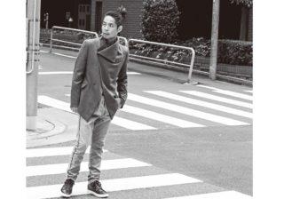 久保田利伸、新作ジャケットで裸に…! 「美の根源」を表現