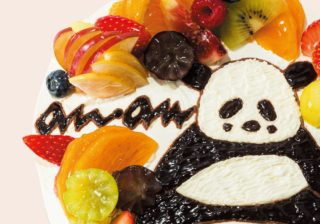 新宿高野でオーダーメイドケーキが!? 早速作ってもらいました♪