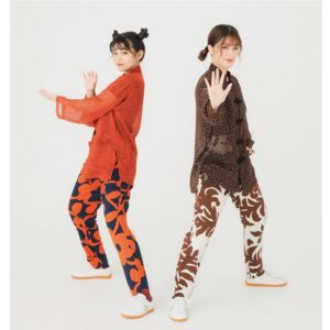 欅坂46・齋藤冬優花「家でもやりたい」 武元唯衣と太極拳に挑戦!