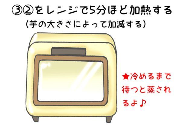 ふかし芋3