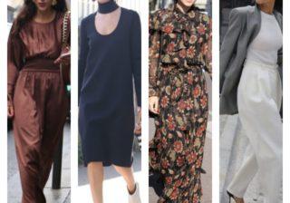 ロングドレスか ニットワンピ? 2020年「大人のパーティスタイル新常識」