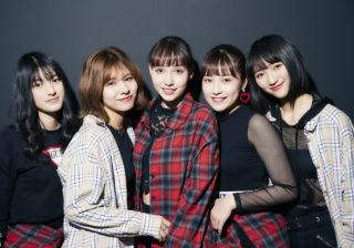 平均年齢17歳! 沖縄発の女子5人組Chuning Candyが新曲に込めた願い