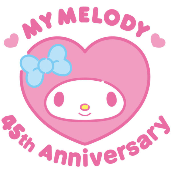 MY MELODY 45th Anniversary