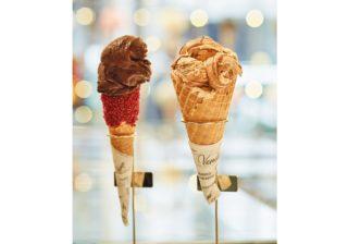 """手作りチョコミントも! 冬だからこそ""""チョコアイス""""の世界"""