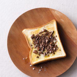 """レンジでたった20秒! チョコとパンの""""簡単スイーツ""""レシピ"""