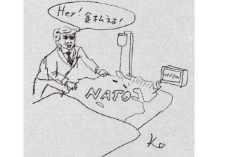 堀潤「世界は再び分断されつつあります」 NATOの結びつきにほころび