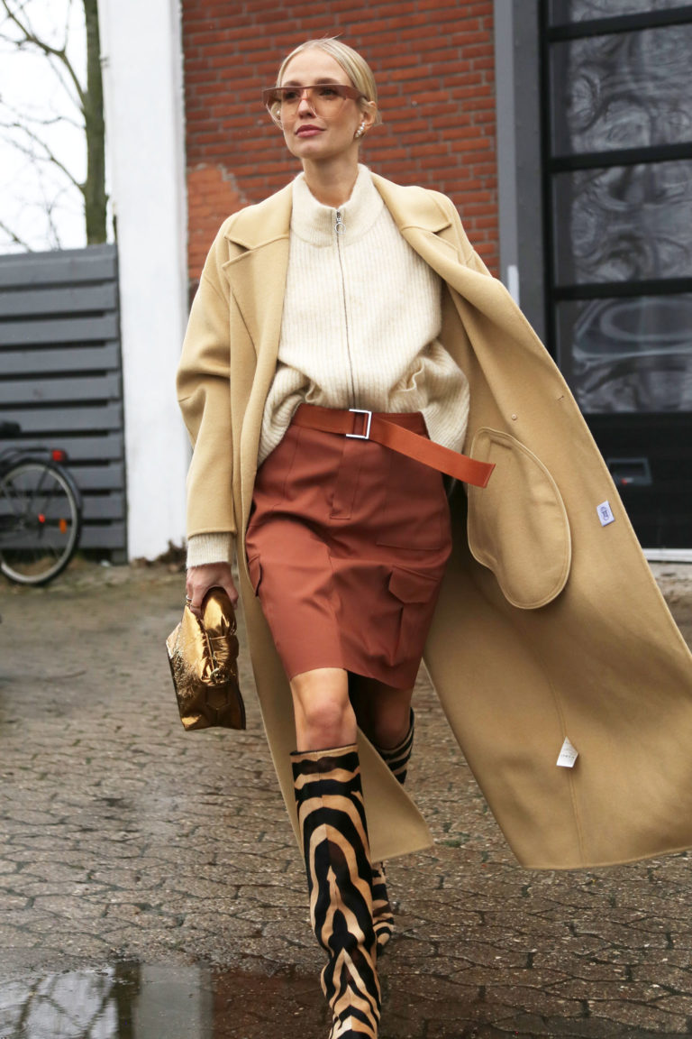 ファッションスナップ in Copenhagen