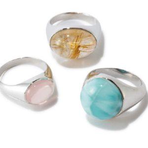 天然石のリング、限定色のバッグ…春夏ムード満点の新作5選!
