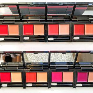 大注目!…『ケイト』新作の赤ルージュ、肌色別に全色紹介!  色とお化粧美人