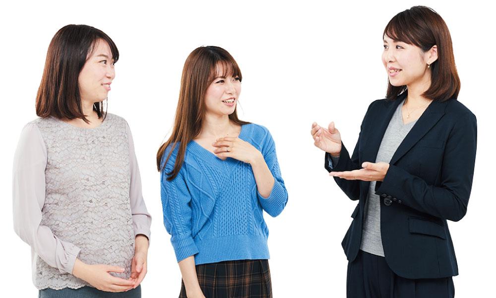 浅井さん、平野さん、桃原さん イメージ