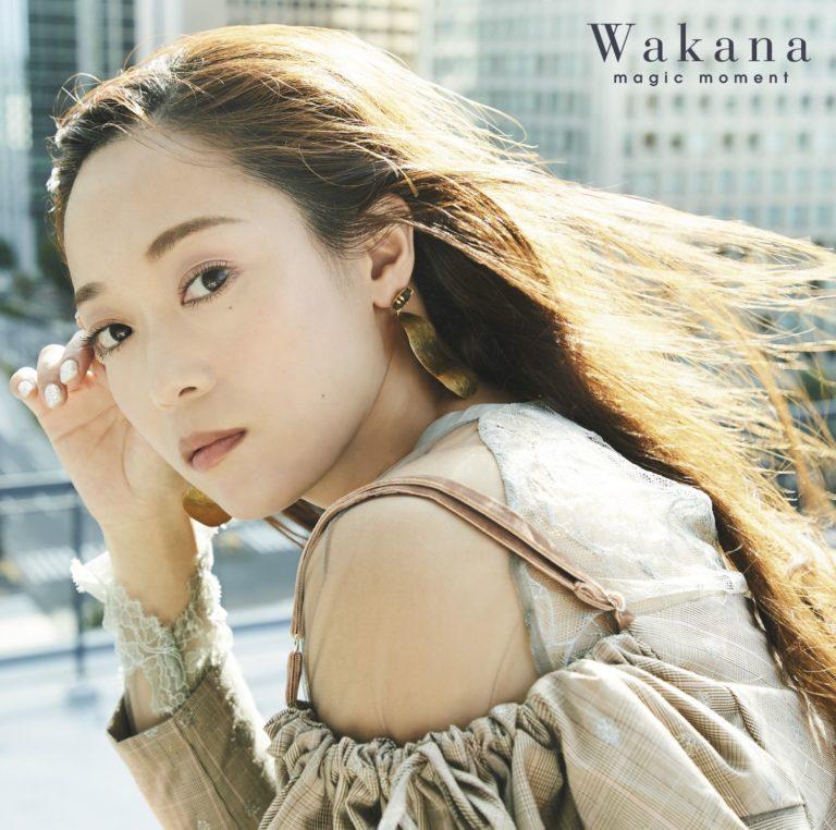<通常盤>Wakana「magic moment」ジャケット写真