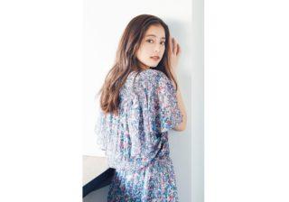 新木優子「少し恥ずかしかった」大沢たかおとの撮影を振り返る