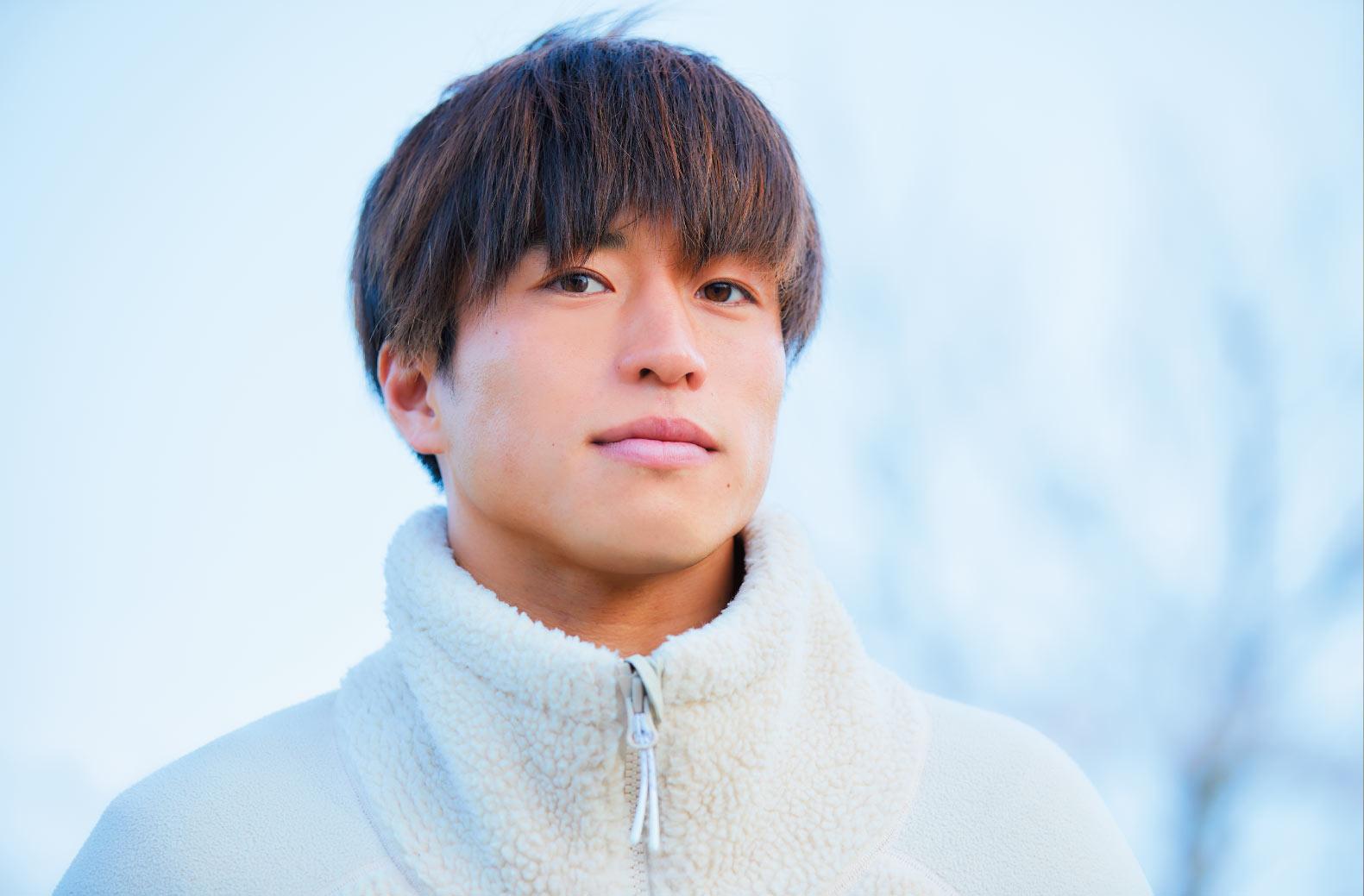松田天馬選手