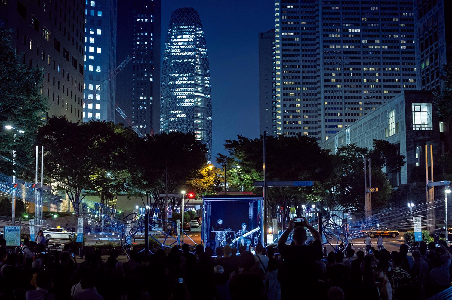 DANCE TRUCK TOKYO イメージ