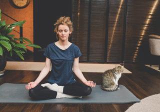 たった5分で免疫力と気分up!…今知りたい「心落ち着き瞑想」簡単解説 #28