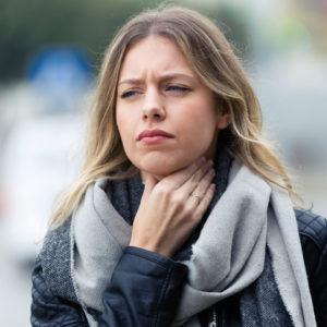 喉イガイガ、もしや感染?…いま最も大事!「喉を強くするお助けフード」