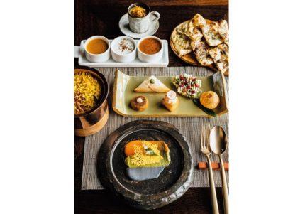"""世界一の人気店「NOMA」で経験を積んだシェフの""""独創的なインド料理"""""""