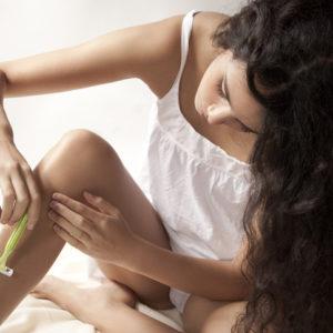 入浴中に剃っちゃダメ!…実は肌が荒れる「間違いムダ毛ケア」  #21
