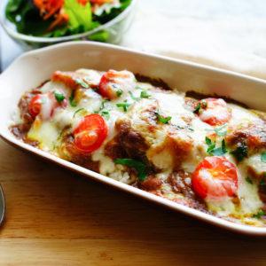 レトルトカレーを簡単格上げ!…トースターで「絶品! 焼きチーズカレー」