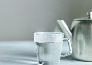 消化力UPに欠かせない「白湯」 おいしく作るレシピをご紹介!